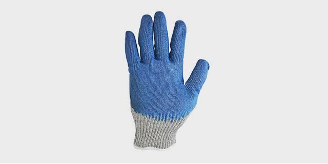 Перчатки хлопчатобумажные с тройным латексным обливом «Металург-ЗИМА»